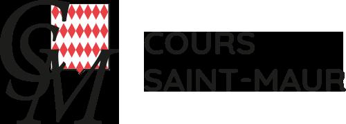 Logo Cours Saint-Maur